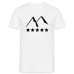 Hill shirt - Mannen T-shirt