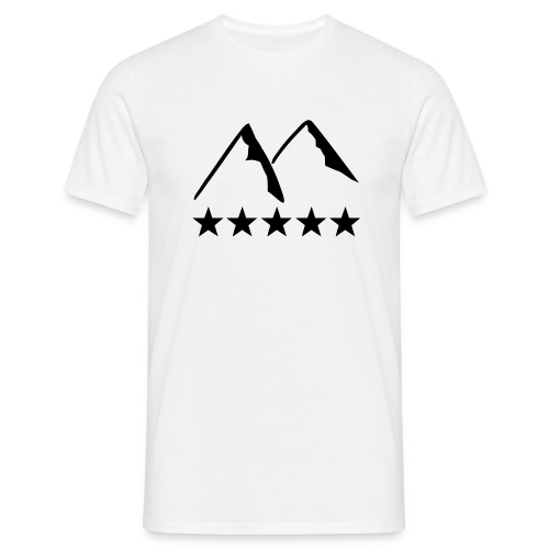 Hill shirt - Mannen T-shirt
