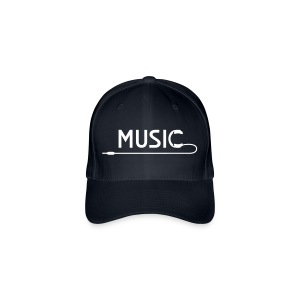 Music - Basecap - Flexfit Baseball Cap