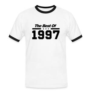 Best of 1997 - Mannen contrastshirt