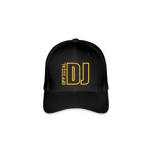 Official DJ - Basecap - Flexfit Baseball Cap