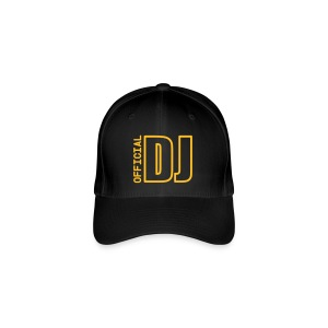 Official DJ - Basecap - Flexfit Baseball Cap