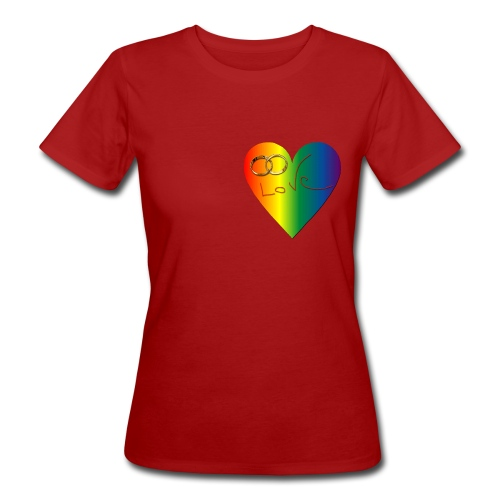 Tee-Shirt femme oui au mariage gay - T-shirt bio Femme