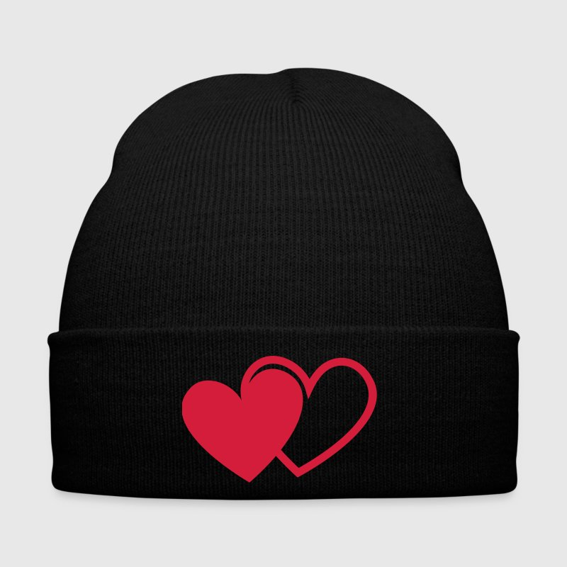 loving hearts Valentine's Day love I love you hear Caps & Hats - Winter Hat