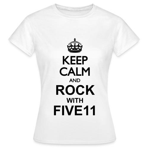 Girly SHIRT KCARWF11 - Black - Frauen T-Shirt