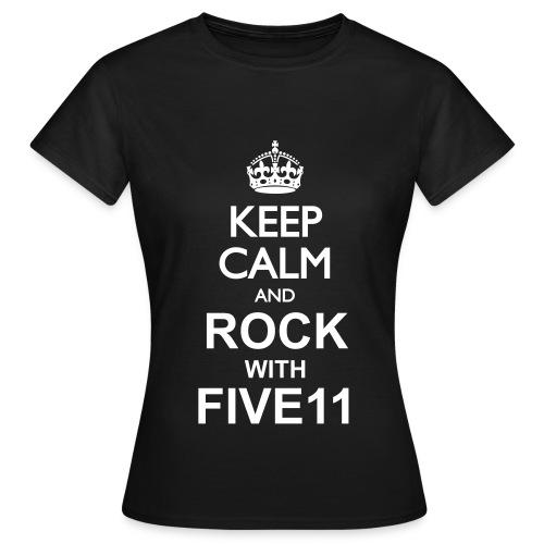 Girly SHIRT KCARWF11 - White - Frauen T-Shirt