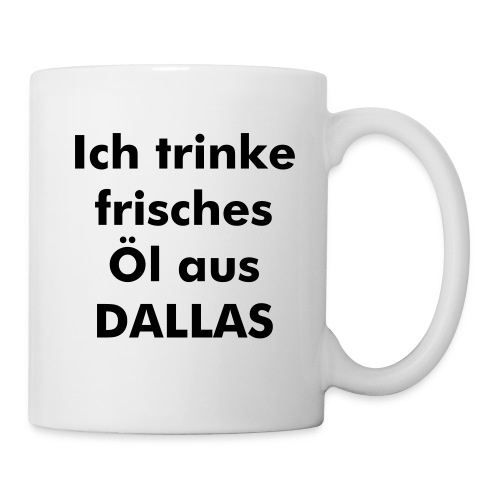 DALLAS TASSE - Tasse