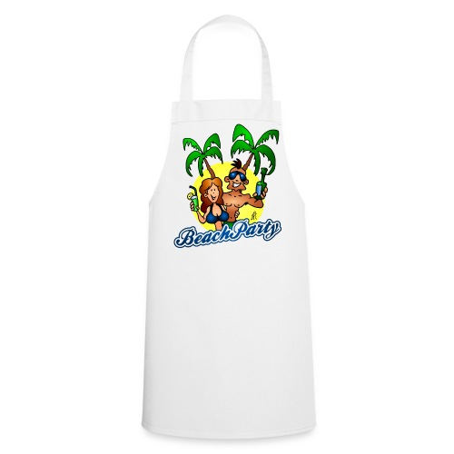 Beach party apron - Cooking Apron