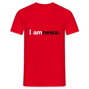 I AMnesia - Men's T-Shirt