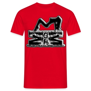 Monsters of Motocross Girl - Männer T-Shirt
