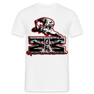 Monsters of Motocross Red - Männer T-Shirt