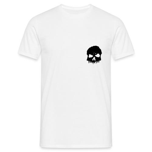 Skull small  - Männer T-Shirt