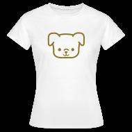 T-Shirts ~ Women's T-Shirt ~ Pugs