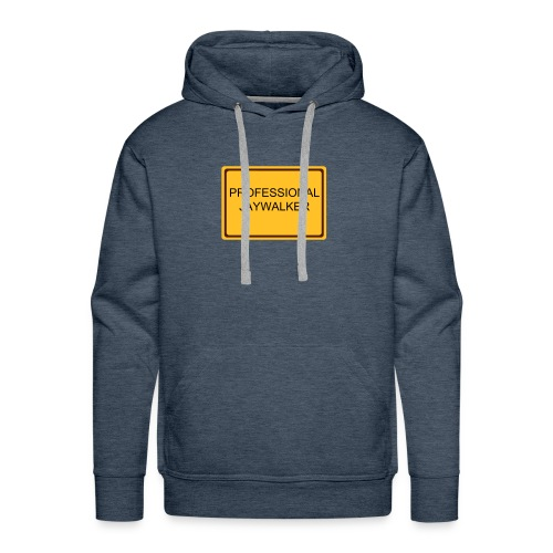 Jaywalk Mens Hooded Sweat - Men's Premium Hoodie