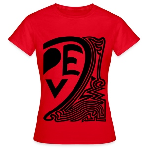 Valentine's other halve heart - Vrouwen T-shirt