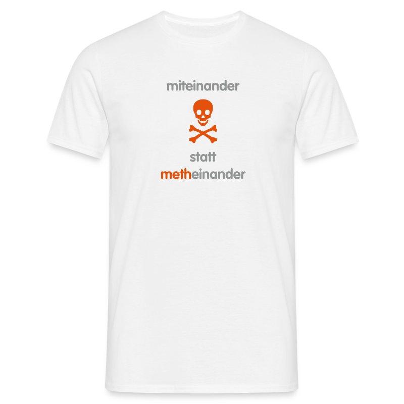 M21-Meth - Männer T-Shirt
