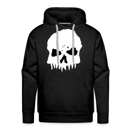 Skull Kapuzenpulli - Männer Premium Hoodie