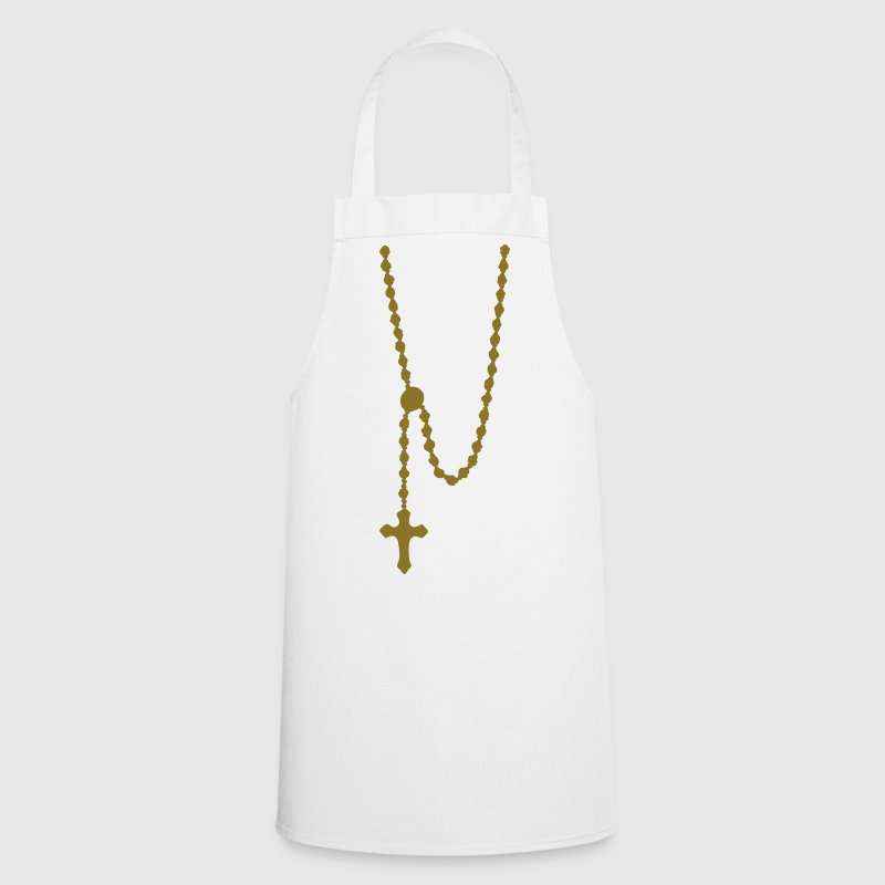 rosary religion_g1  Aprons - Cooking Apron