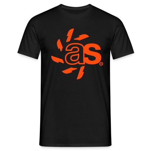 T-Shirt ASYNCRON 2.01 neon - Männer T-Shirt