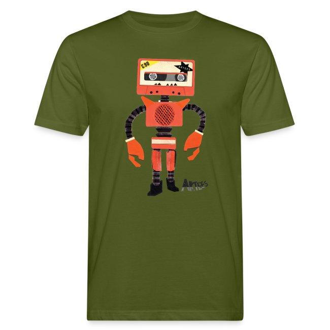 Orange Tape Robo