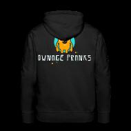 Hoodies & Sweatshirts ~ Men's Premium Hoodie ~  Ownage Pranks Orange Logo Hoodie