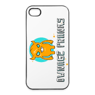 Phone & Tablet Cases ~ iPhone 4/4s Hard Case ~ Ownage Pranks Orange Logo iPhone