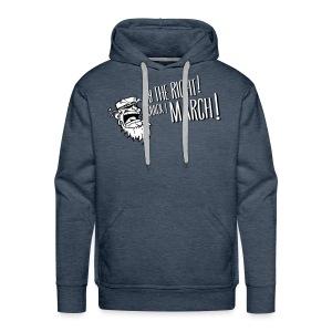 Quick March ! Hoodie Guyz - Men's Premium Hoodie