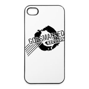 Gobsmacked Records iPhone 4, 4s Cover - iPhone 4/4s Hard Case