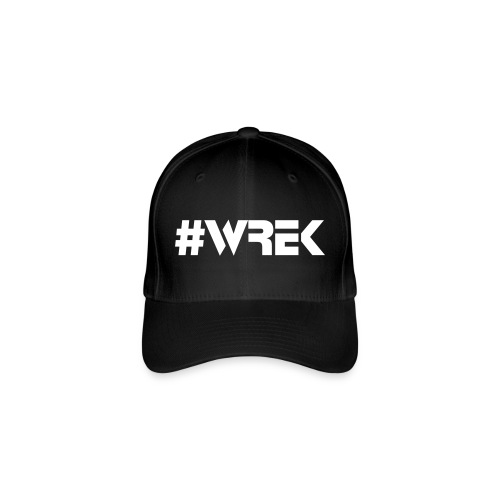 #wrek hat  - Flexfit Baseball Cap