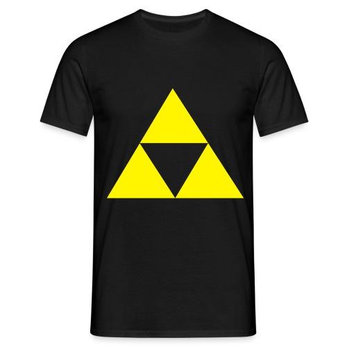 T-shirt Triforce  - T-shirt Homme