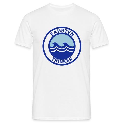 Fahrtentrinker - Männer T-Shirt