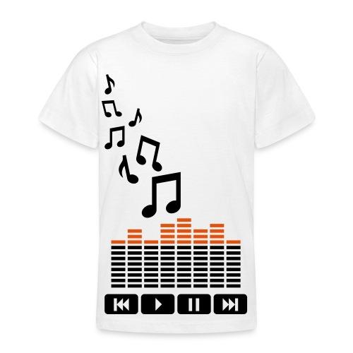 Music Kids T-Shirt - Teenage T-Shirt