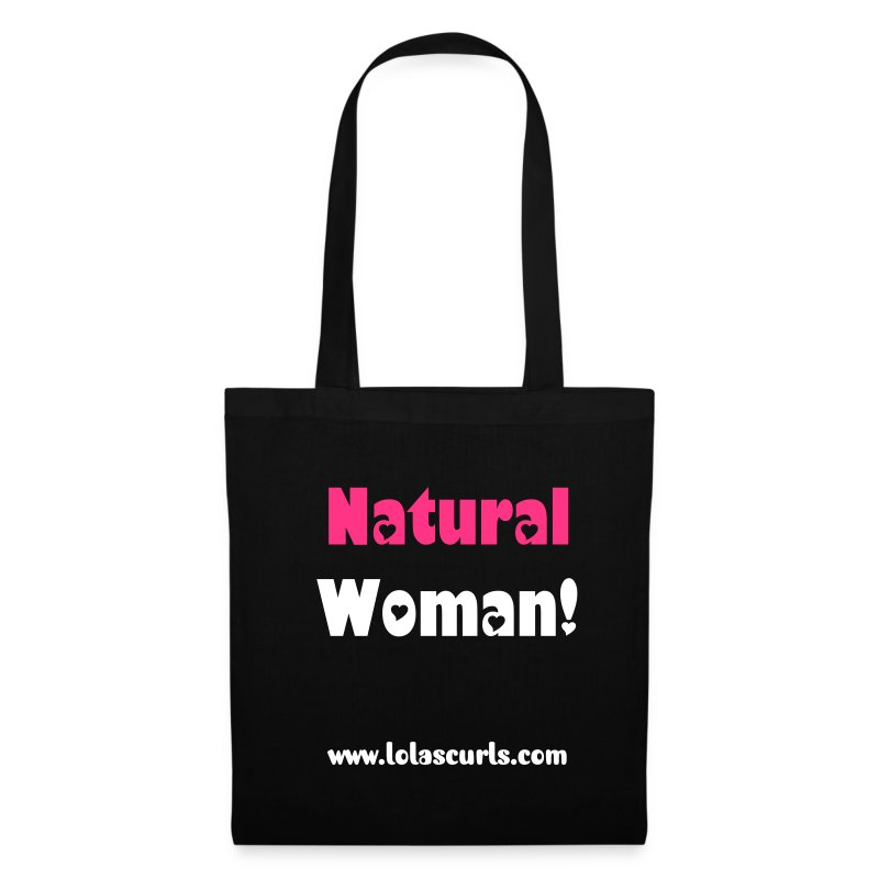 Natural Woman Tote Bag - Tote Bag
