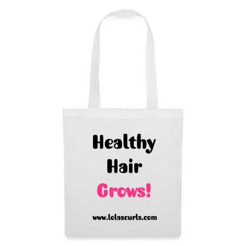 Healthy Hair  Grows! Tote Bag! - Tote Bag