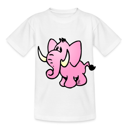 lapsi_4 - Nuorten t-paita