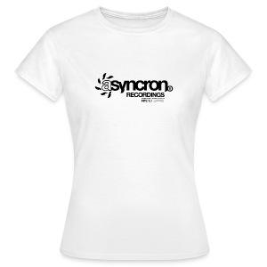 T-Shirt ASYNCRON 1.01 light - Frauen T-Shirt