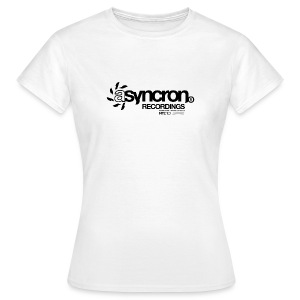 T-Shirt ASYNCRON 1.01 light - Frauen T-Shirt