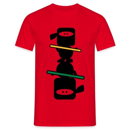 Ninja (M-I) - Maglietta da uomo