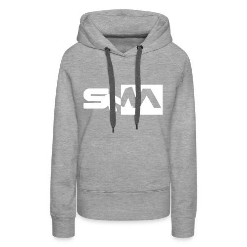 Sweat Capuche Femme - Sweat-shirt à capuche Premium pour femmes