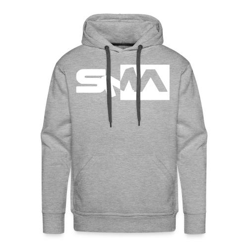 Sweat Capuche homme - Sweat-shirt à capuche Premium pour hommes