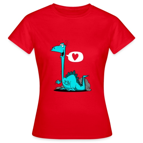 Dino - Frauen T-Shirt