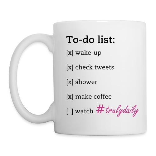 To-do list - Mug