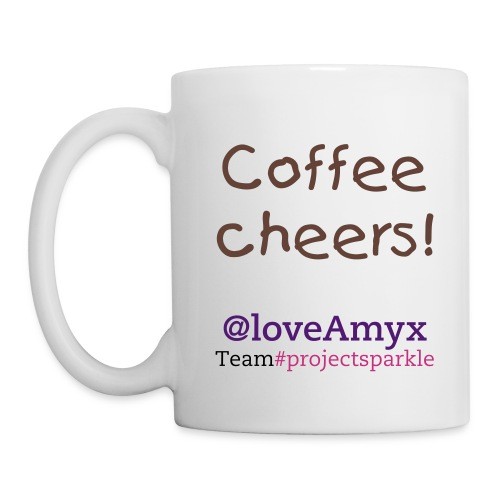 Coffee cheers - Mug
