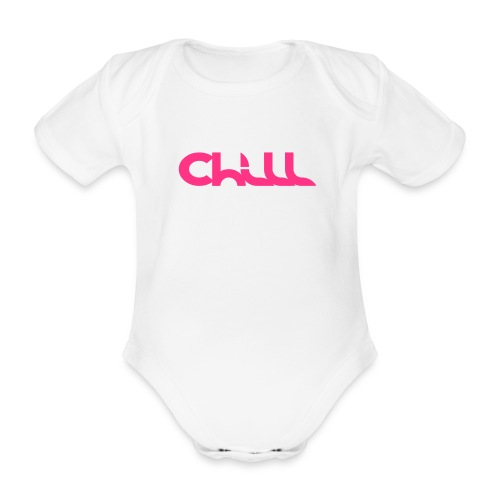 chill - Baby Bio-Kurzarm-Body