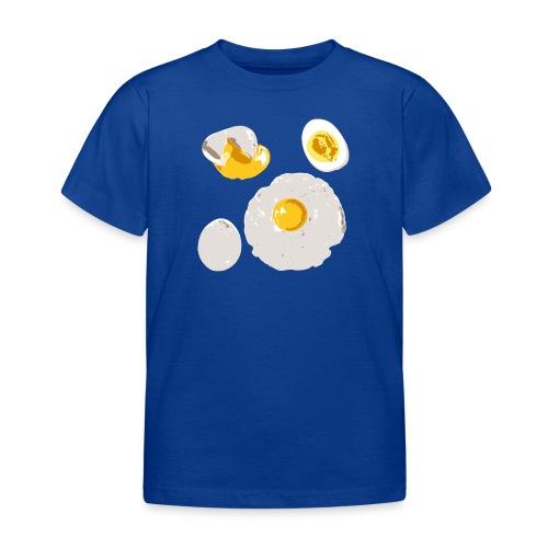 Classic eggs for kids - Kids' T-Shirt