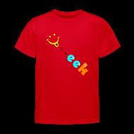 Tee shirts ~ Tee shirt Enfant ~ Smiley geek