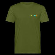 Tee shirts ~ Tee shirt bio Homme ~ smiley geek