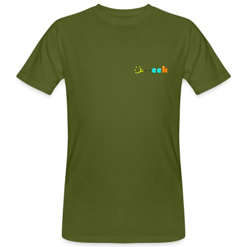 smiley geek - Men's Organic T-shirt