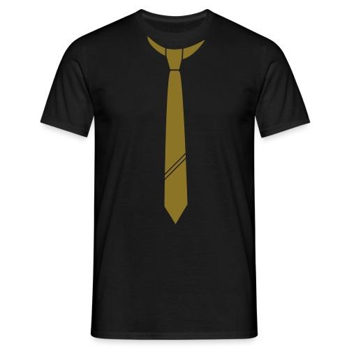 The Loose Party Tie - Men's T-Shirt