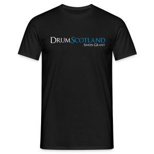 Drum Scotland - Official T-Shirt - Guyz - Men's T-Shirt